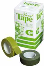 floral tape 13 mm x 28 m, light green, 12 roles